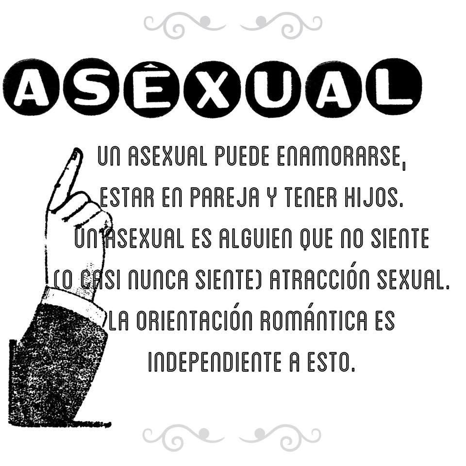 Significado de persona asexual