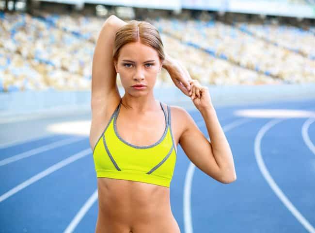 Nutrición olímpica