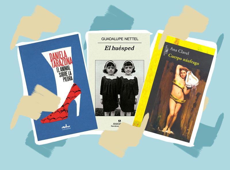 libros de escritoras mexicanas