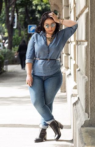 Jeans Carla Morrison