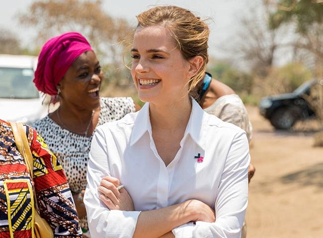 Emma Watson mods sustentable