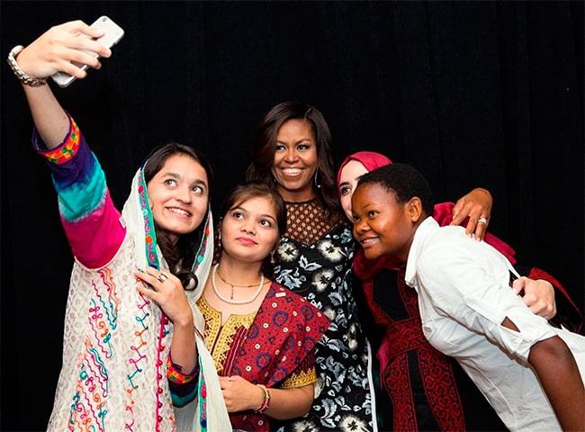 Discurso Michelle Obama