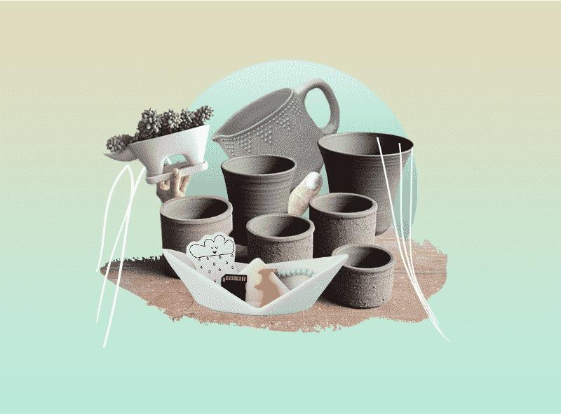 cerámica hecha en méxico