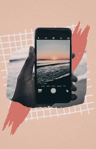 millennials instagram vacaciones