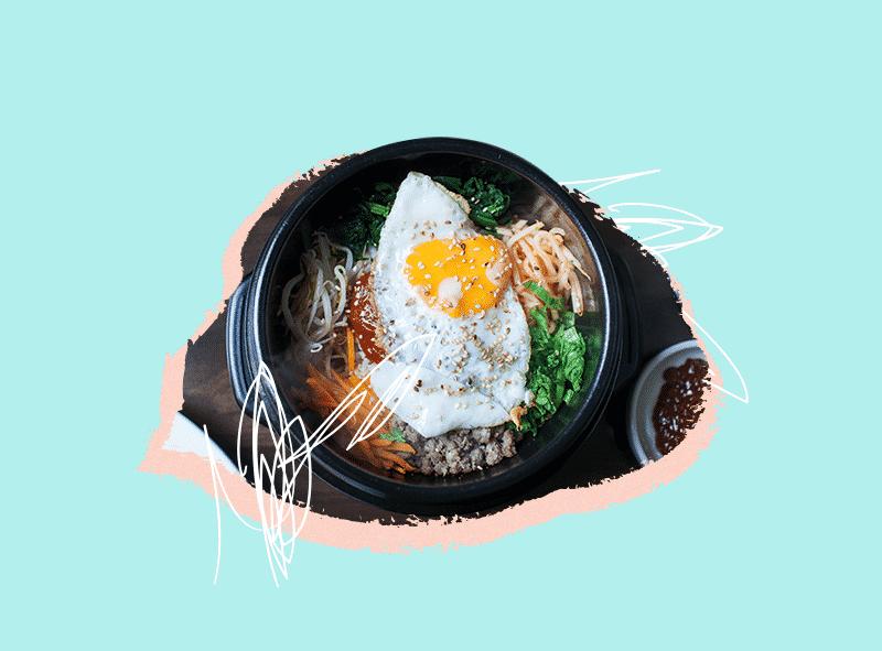 comida coreana en México