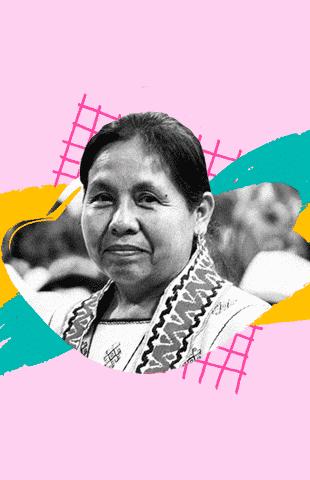 candidata indígena a la presidencia