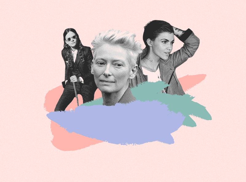 Gender fluid celebridades