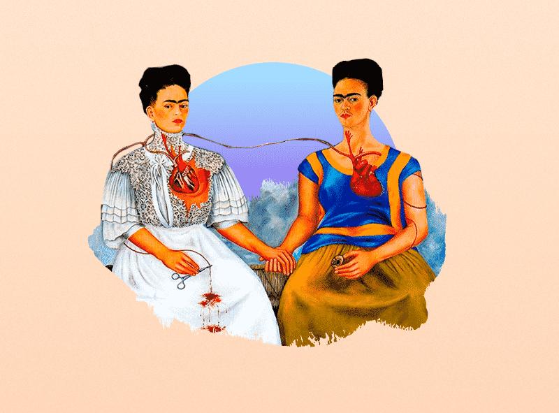datos curiosos Frida Kahlo