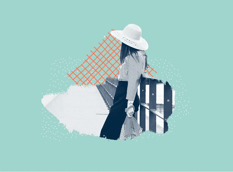 bolsa mesh verano