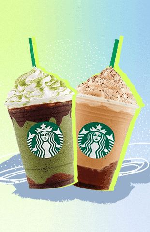frappuchinos secretos