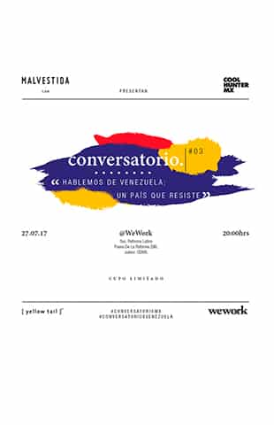conversatorio x venezuela