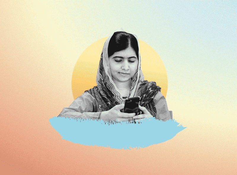 Malala Yousafzai en México
