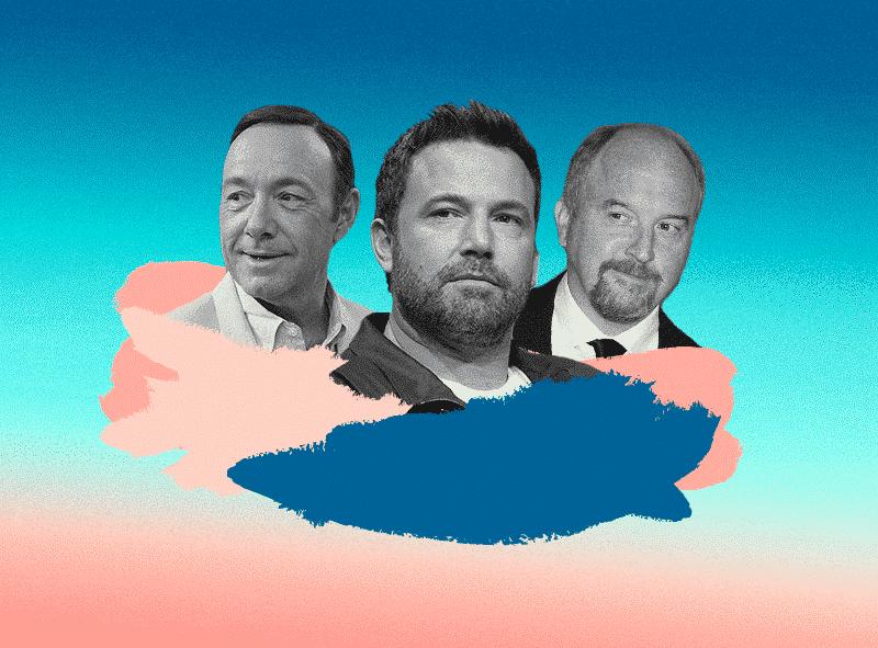 abuso sexual en Hollywood