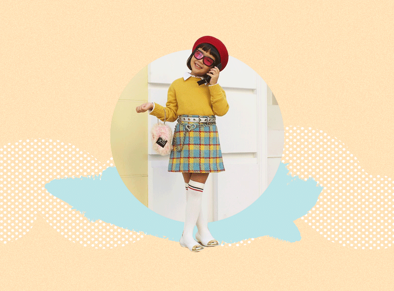 mini fashionistas