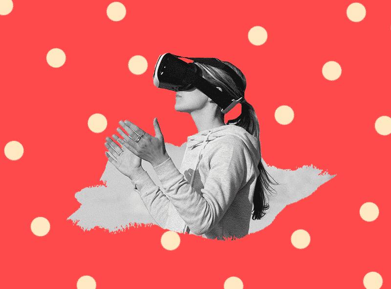 realidad virtual discriminación