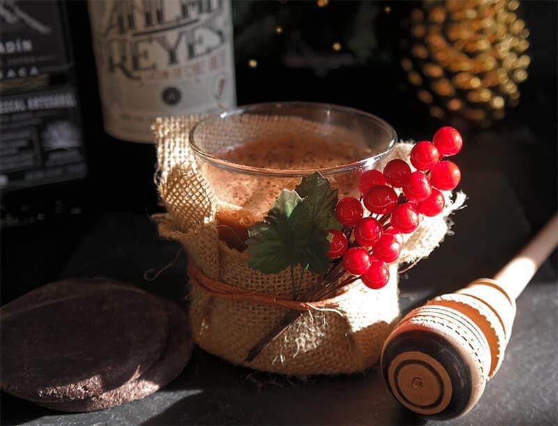 recetas de cocteles navideños