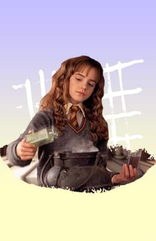 menú secreto de Harry Potter en Starbucks