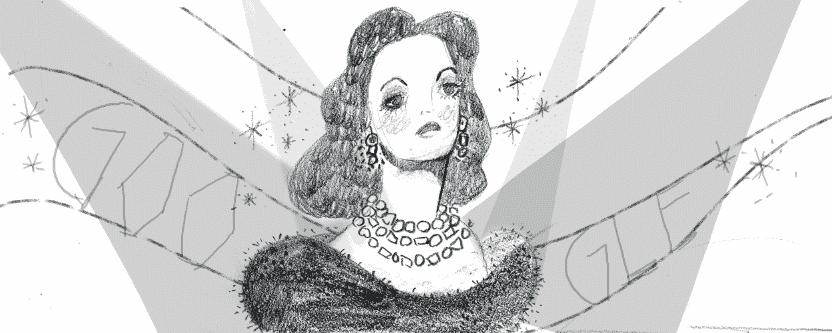 Katy Jurado Doodle 3