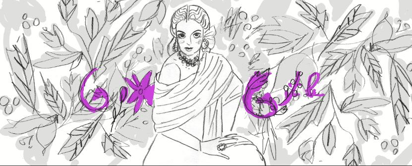 Katy Jurado Doodle 2