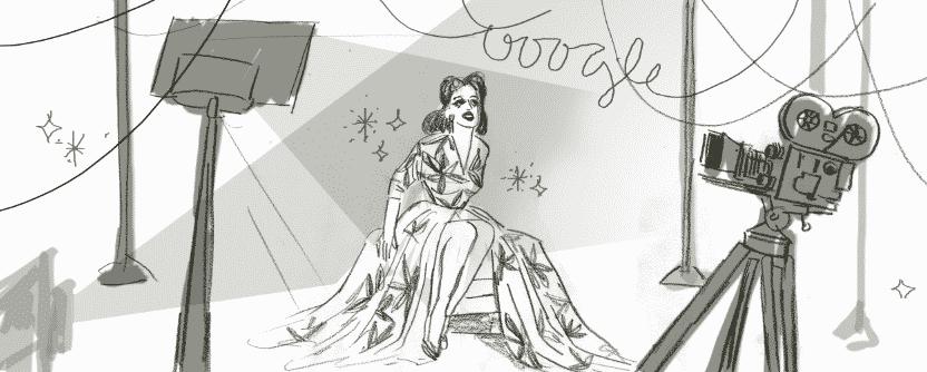 Katy Jurado Doodle 1