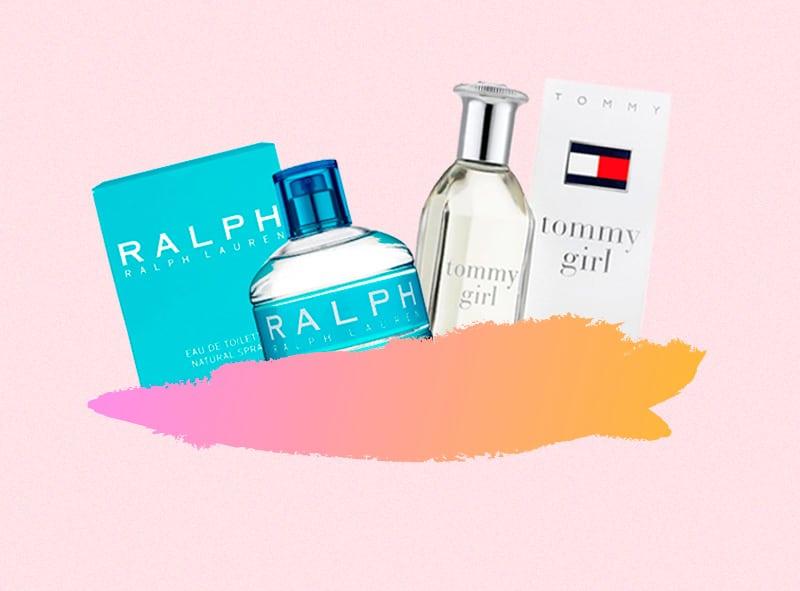 perfumes que marcaron nuestra adolescencia