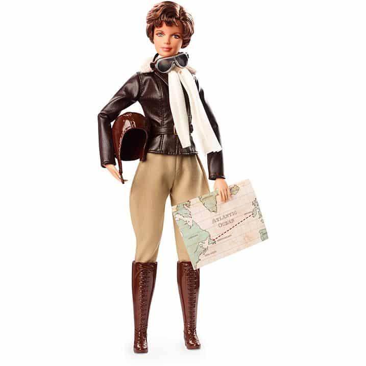 Babie Amelia Earhart