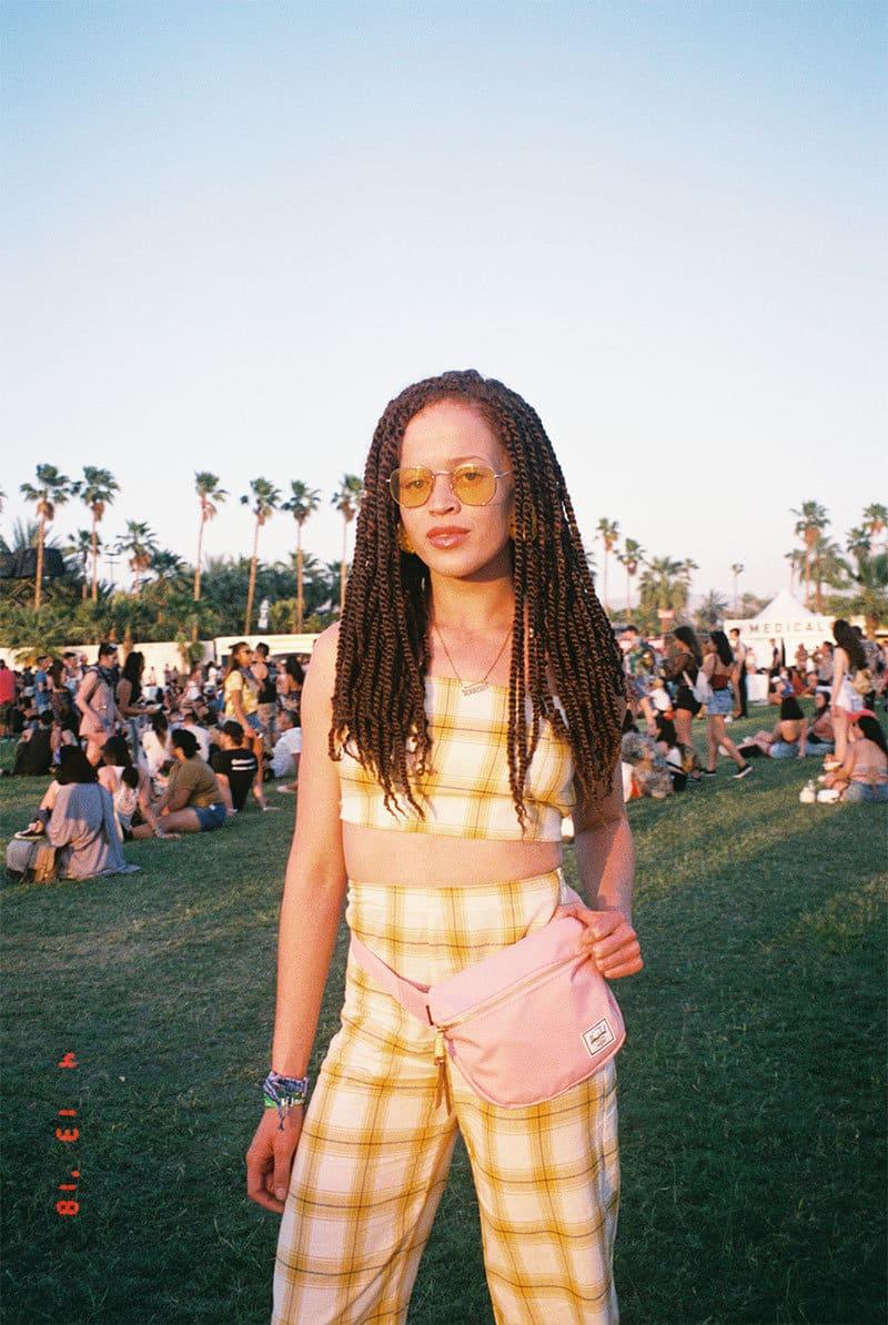 mejores looks de Coachella 2018