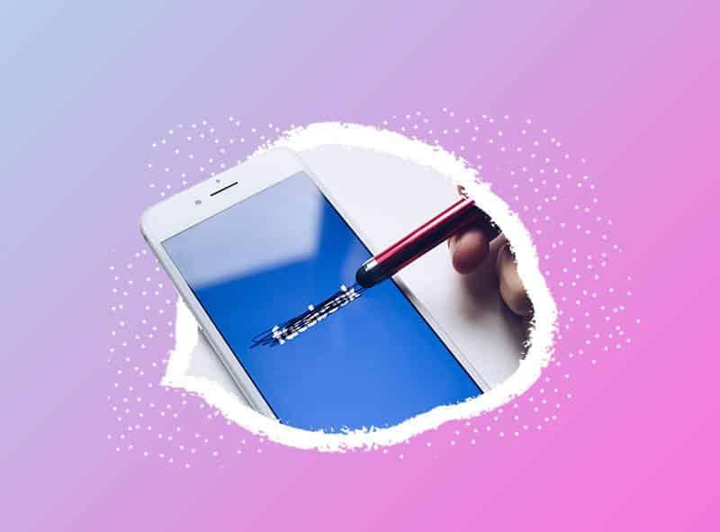 escribir en facebook