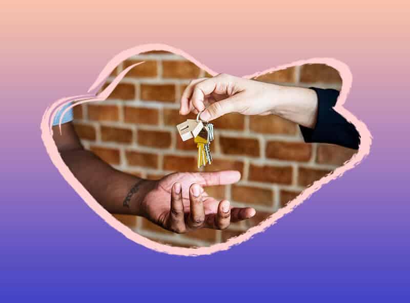 terminar una relación cuando vives con tu pareja