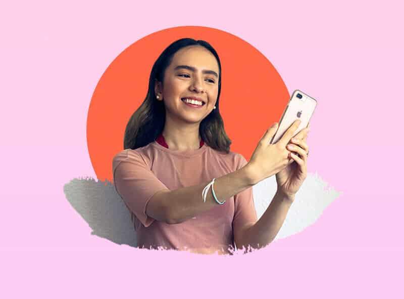 Trucos para tomar selfies