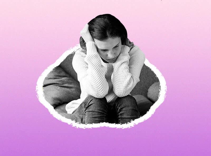 romantizar la depresión