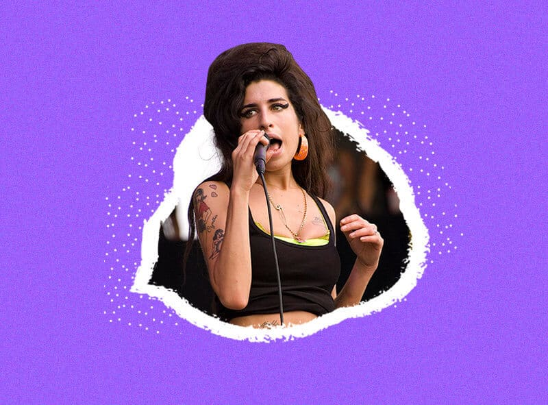 amy winehouse salud mental