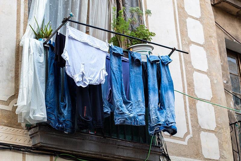 lavar ropa sin dañar al ambiente