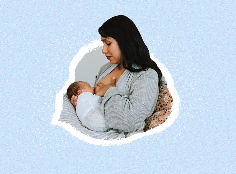 experiencia con la lactancia