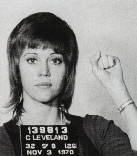 Jane Fonda activismo