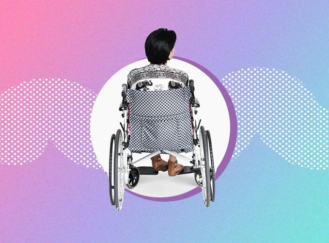 8 de marzo marchar con discapacidad