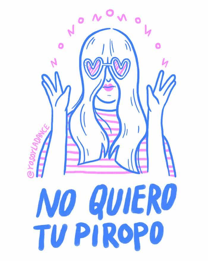 ilustración día de la mujer