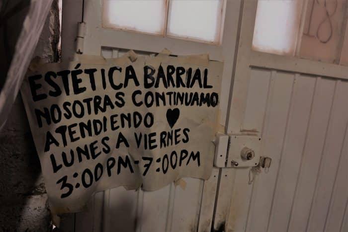Estética Barrial